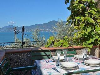 Apartment Loncrino, 4 Sleeps Stone House With Amazing Lake Views In Torri del B