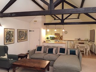 Fabulous character barn conversion, in a gorgeous rural Dorset haven.