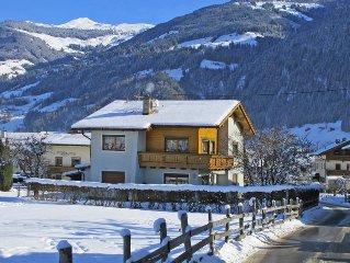 Apartment Ferienwohnung Hauser  in Uderns, Zillertal - 7 persons, 2 bedrooms