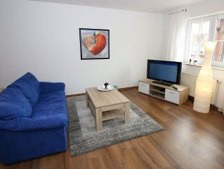 Lovingly furnished 1-room apartment located in Oberhof incl. WIRELESS INTERNET