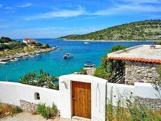 Villa in Marina Sevid, Central Dalmatia, Croatia