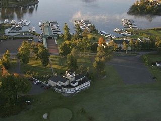 Enchanting Estate on Millionaire's Row, St. Lawrence River