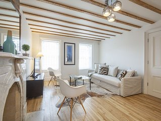 10% 0FF! Elegant, Luxurious&Modern Home in a Brownstone. Park Slope. 2Bed 2Bath.