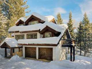 4bd/4ba Phoenix House: 4 BR / 4 BA homes and cabins in Teton Village, Sleeps 10