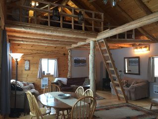 Sawtooth Adventure Cabin, Rustic, Family Friendly, Close to Trailheads