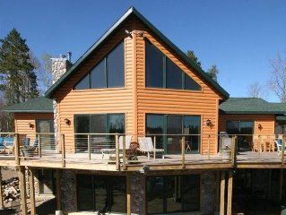 Lake Vermilion's Premier Year Round Private Rental