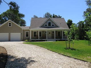 Beautiful 2015 Built Home Less Than a Mile From Nauset Beach