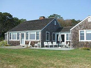 Great Three Bedroom Waterfront home in Woods Hole