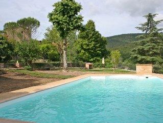 Villa in Stigliano with 4 bedrooms sleeps 9