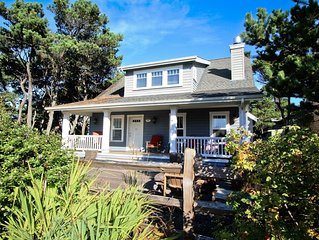 Treasure Cove~MCA#1337~Large nautical themed home just a block to the beach.