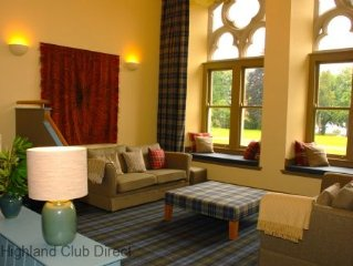 Highland Club Direct Property - Caladh Apartment in Monastery on Loch Ness