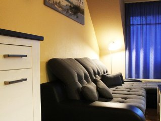 4-room apartment (69 square meters, up to 6 pers.). 1 OG - Holidays in the holi