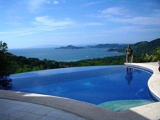 Casa Pom Pom - Beautiful Mansion In Playa Hermosa