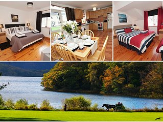 Luxury Upgraded Home beside Lakes & National Park Wifi & Phone. 5 mins Killarney