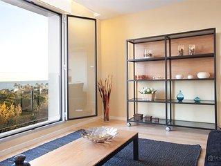 Elegant apartment with beach view - Barcelona
