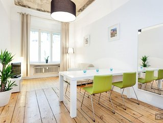 One bedroom apartment in Schoneberg for 3 people - Berlin
