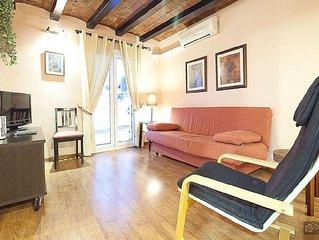 3 bedroom apartment just 5 minutes from Plaza Catalunya - Barcelona