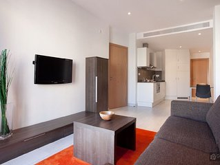 Superb one bedroom apartment with balcony in Barcelona - Barcelona