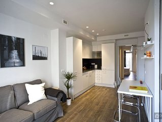 2-bedroom apartment in lively Gracia - Barcelona