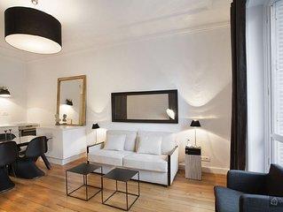 Lovely Haussmann apartment in the Les Grands Boulevards - Paris