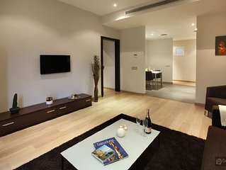 Very comfortable central 2-bedroom apartment - Barcelona