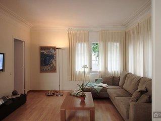 Elegant apartment close to the Sant Gervasi market - Barcelona