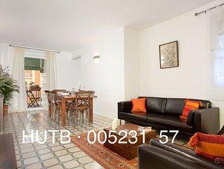 Three bedroom apartment next to Paseo de Gracia - Barcelona