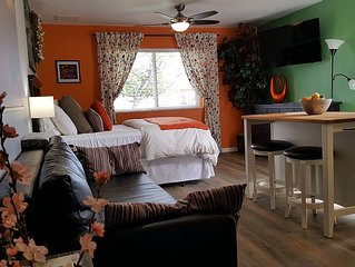 Tempe's Sweet Suite located 5 miles SE of downtown Tempe.