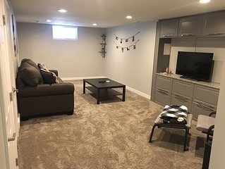 Completely Remodeled Mother In Law Apartment