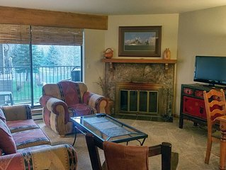 BC West #G-2: Deluxe 2BR Condo w/FREE Skier Shuttle, Heated Pool, Hot Tubs