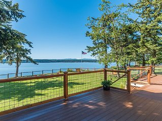 Charming two bedroom seaside cottage on Penn Cove
