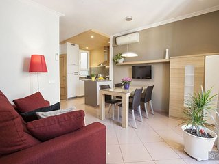 "Comfortable 3-bedroom apartment in the ""Borne"" district - Barcelona"