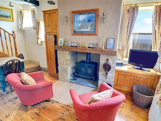 Cliff Head - One Bedroom Cottage, Sleeps 2