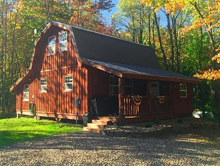 New Tug Hill Cabin - Redfield NY On Snowmobile Trail, Close to Salmon River