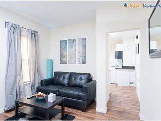 2 bedroom, 1 Bathroom Apartment Across From Subway
