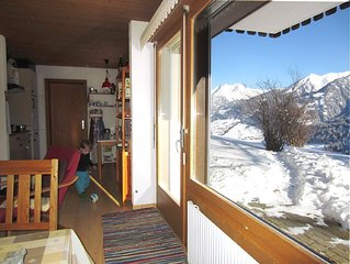 Sunny Apartment With Terrace In Idyllic Setting, 2 Bedrooms, Sleeps 4