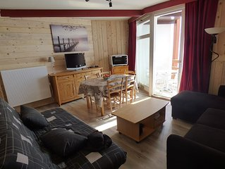 La Mongie - T2 Apartment for 6-7 people - Bero Bisto