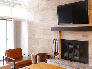 BC West: Renovated, Modern 3BR Avon condo-close to BC/Vail/ Free Skier Shuttle