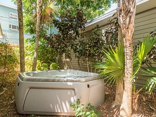 Southernmost Sanctuary - 6 Private Rooms 1 Block from Duval St - 3 Hot Tubs