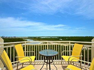 Grand Exuma Suite Majestic island getaway! Skyline views and pool access!