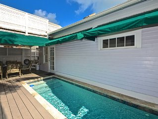 Almost Southernmost Too- The Perfect KW Rental- Pool & Sundeck-Steps to Duval