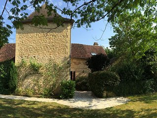 Charming and spacious house, typical of Black Perigord