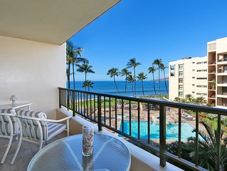 Luxury Fully Remodel Oceanfront Condo on Sugar Beach Located in Beautiful Maui!