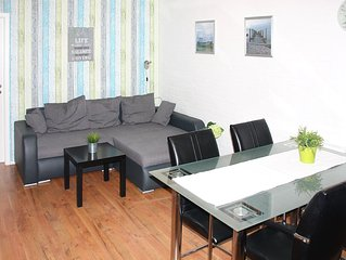Villa close to beach in Butjadingen Location: Tossens North Sea beach * * *