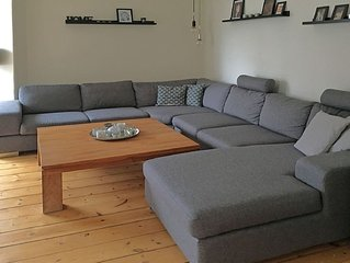 City Apartment in Copenhagen with 2 bedrooms sleeps 4