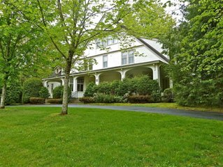 Quiet Village Home just steps to downtown Lake Placid, NY