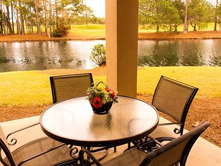 Beautiful 3bd/3ba villa.  Walking distance to Baytowne Village, Free Amenities!