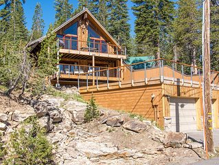 """""""Grants Lakeview Cabin"""" Two decks to view both lakes!"""