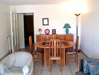 Apartment Les jardins de l'Amitié  in Anglet, Basque Country - 6 persons, 2 bed