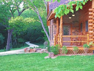 Brazos Bluffs Ranch: Beautiful home on 300 scenic acres on the Brazos River